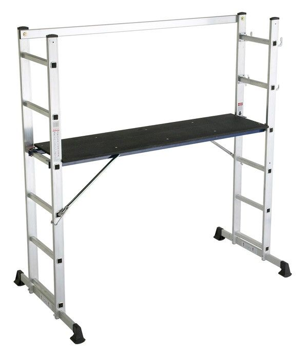 Lyte Multi-Purpose 5 Way Scaffold/Platform Ladder