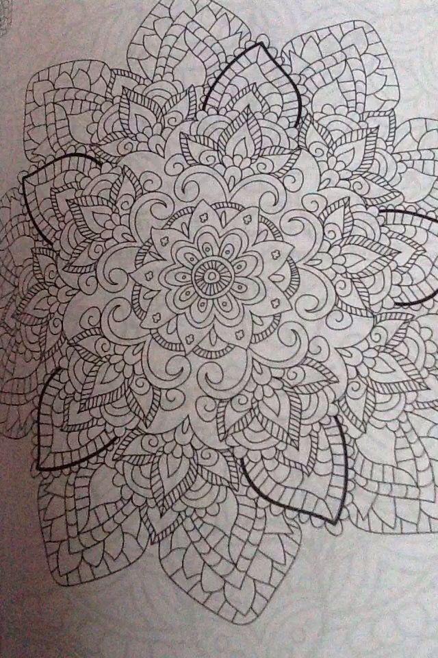 #Mandalas #Arte #indu #mente #cuerpo #espiritu #equilibrio #homeostasis