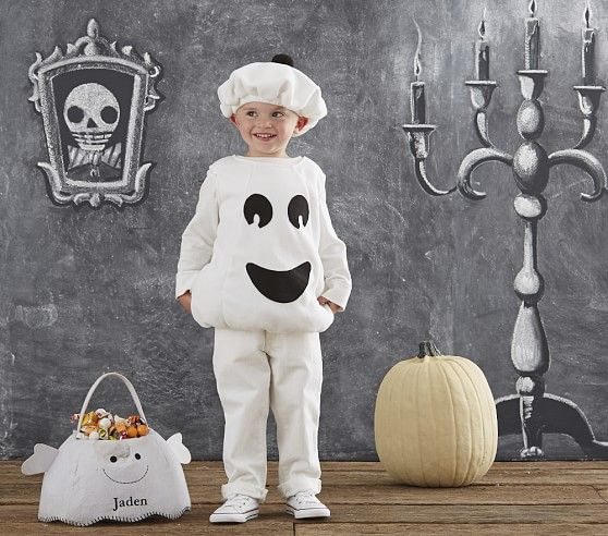 Toddler Ghost Costume | Pottery Barn Kids