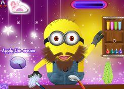 JuegosdeMinion.com - Juego: Afeitado de Minion - Jugar Juegos Gratis Online Flash