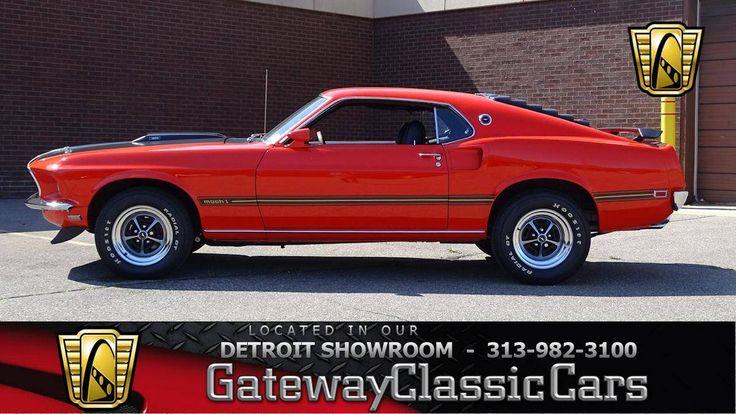 1969 Ford Mustang for sale #1942856 - Hemmings Motor News