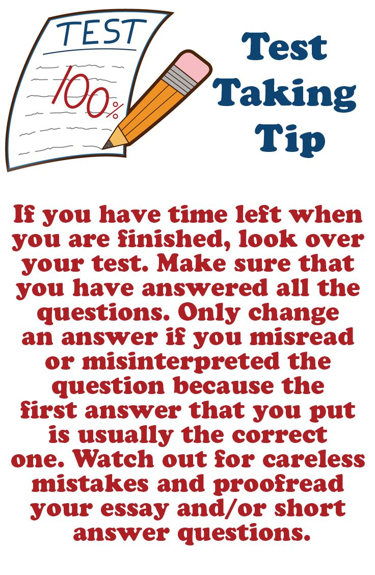 Strategies of answering essay questions