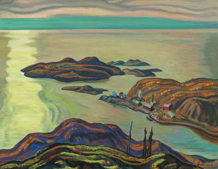 An all-but-forgotten, 74-year-old painting by the Group of Seven's A.Y. Jackson, a large canvas on which the renowned artist depicts the Northwest Territories mine that produced uranium for the world's first atomic bomb, has emerged from the obscurity of a private collection to be sold this month at one of three major fall auctions of[...]