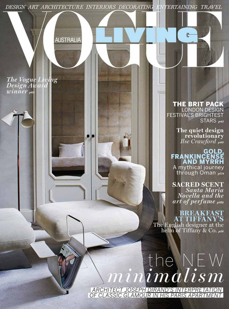 vogue living novdec 2014 click the image to purchase this back issue or - Vogue Decor Magazine