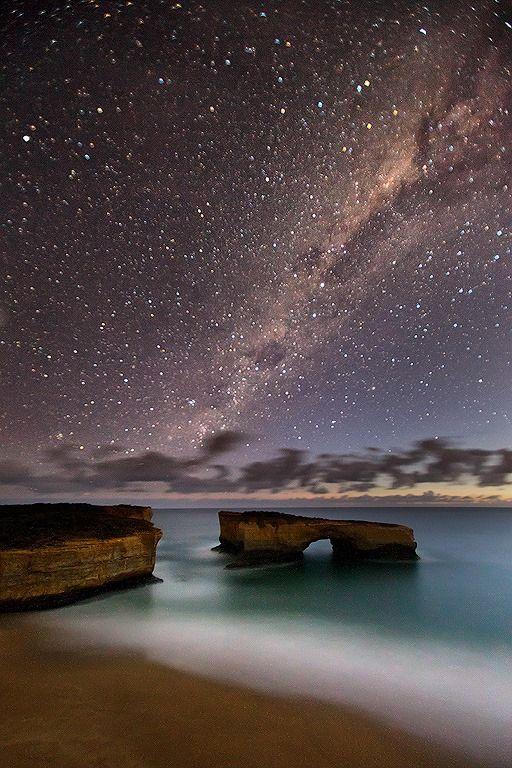 Milky Way ~ Great Ocean Road