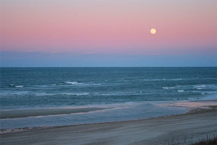 Evening on our beach - E Sandwich, Cape Cod vacation rental on WeNeedaVacation ID 25169 #capecodmoon #capecodbay http://www.weneedavacation.com/Cape-Cod/Sandwich-Vacation-Rental-25169