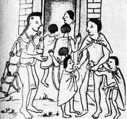 http://www.aztec-history.com/aztec-society-family.html This is a comprehensive look at life of the Aztec people.