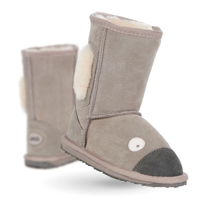 Koala Kids Deluxe Wool Boot- EMU Australia