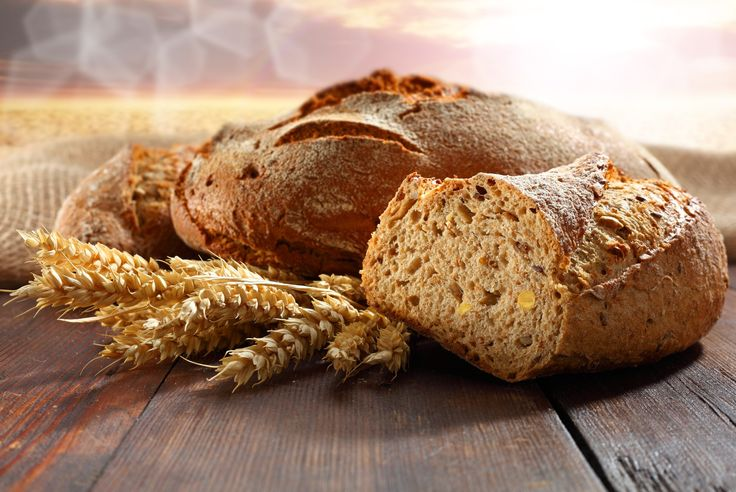 Chleb, Kłosy, Zboże