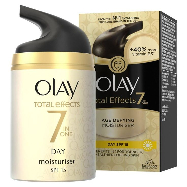 Olay Total Effects 7 in one Age Defying Moisturiser SPF15 50ml Anti Ageing Cream