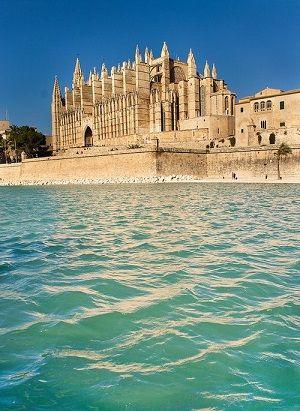 Catedral de Palma de Mallorca, Spain