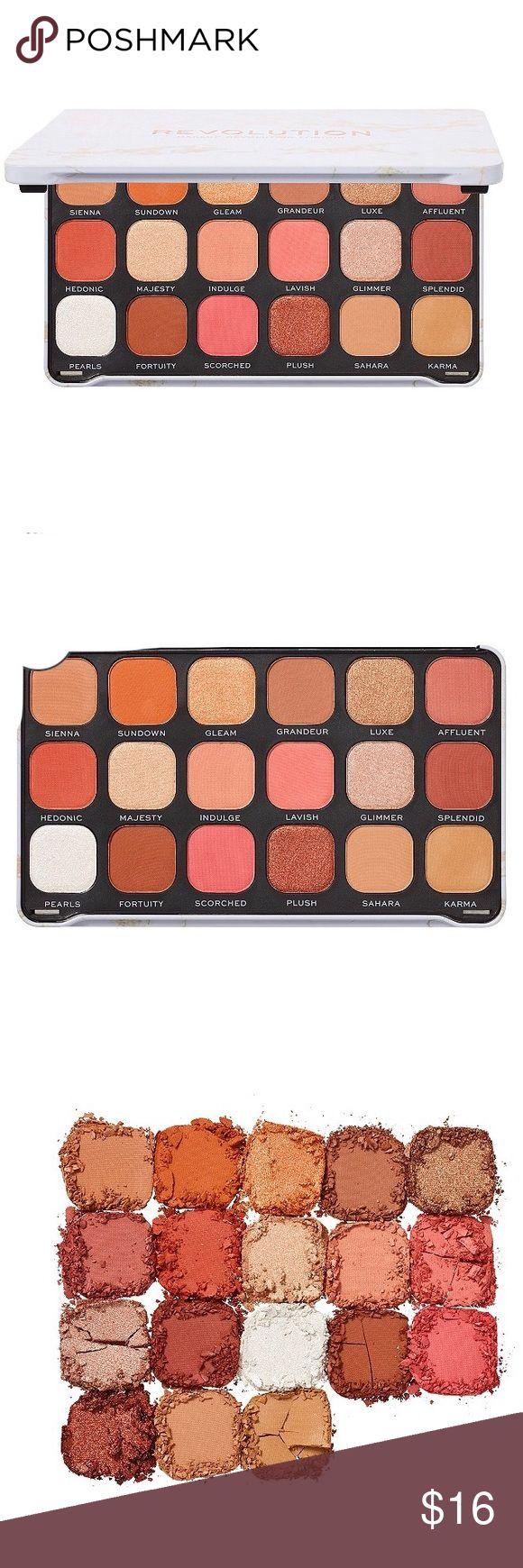 Forever Flawless Decadent Eyeshadow Palette, NIB NWT
