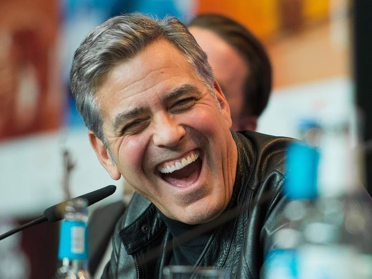 George Clooney, here in Berlin in February, is supporting                                                                                                                                                                                 More