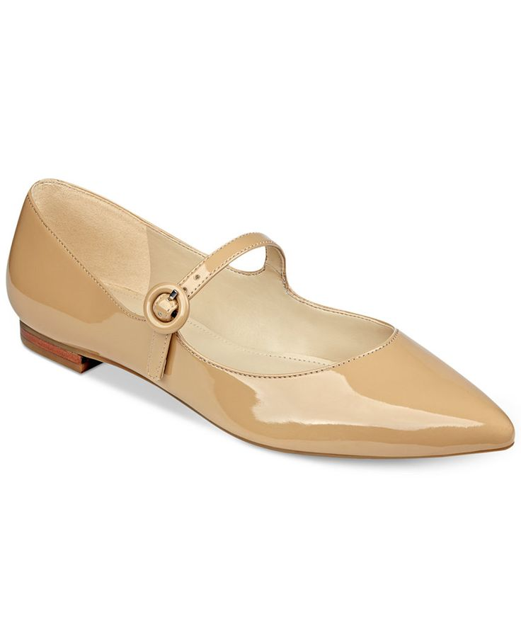 Marc Fisher Stormy Pointed-Toe Flats - Flats - Shoes - Macy's
