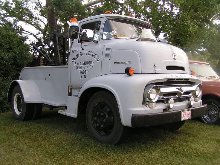 1956 Mercury 600 Tow Truck | Trucks | Trucks, Classic trucks, Custom trucks