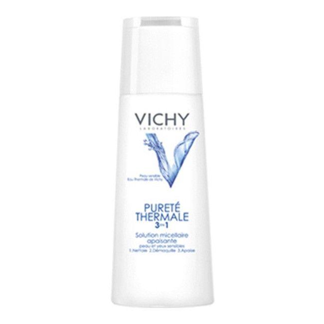 Vichy Pureté Thermale Solução Micelar Apaziguante 3 em 1 200ml