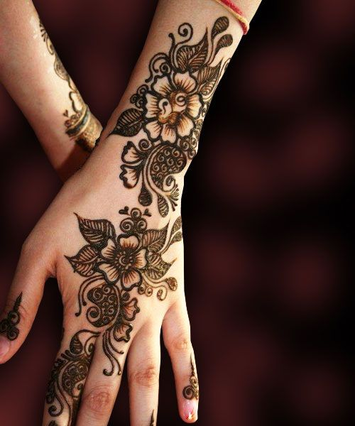 Bridal #Mehndi Design