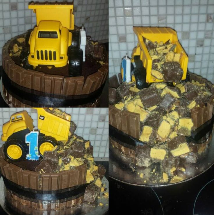 23 Best Bday Boy Images On Pinterest Dump Truck Cakes Anniversary