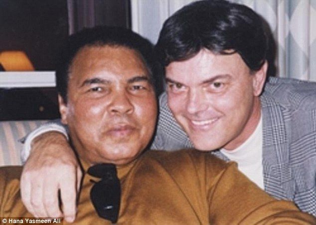 Tim Shanahan says in his new memoir that the Ali - who died on Friday aged 74 - felt guilty about his affairs and having two children out of wedlock so 'never said no' when relatives asked him for cash