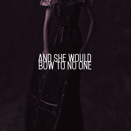 She was more special than she could ever know  She would bow to no one for she was a queen  But  her pride would lead to her downfall