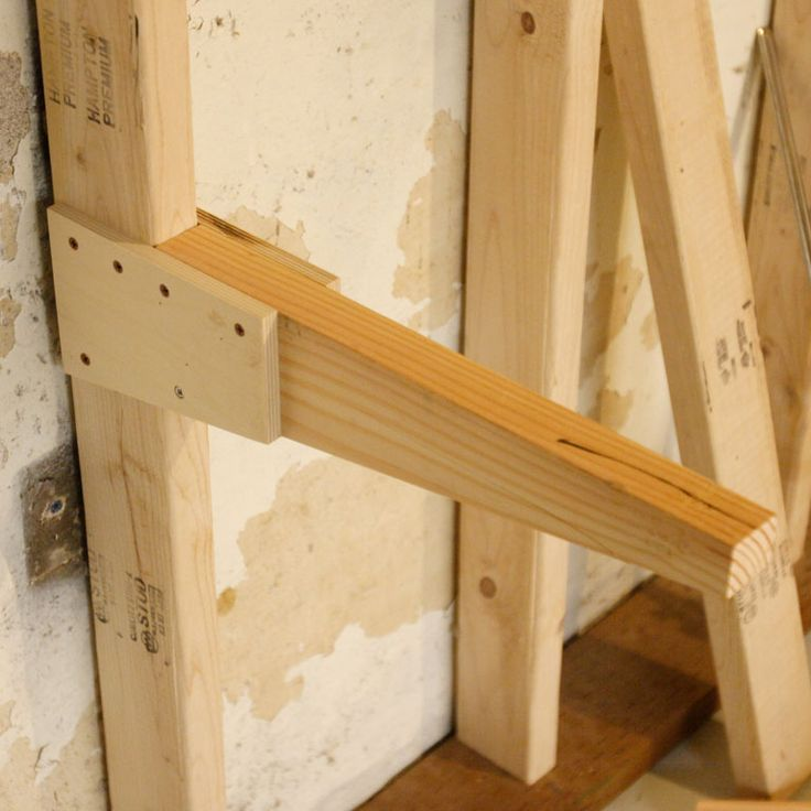18 best images about timber storage on pinterest wood for Vertical lumber storage rack