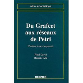 Du Grafcet Aux Reseaux De Petri Grafcet Broche Livre Et Art