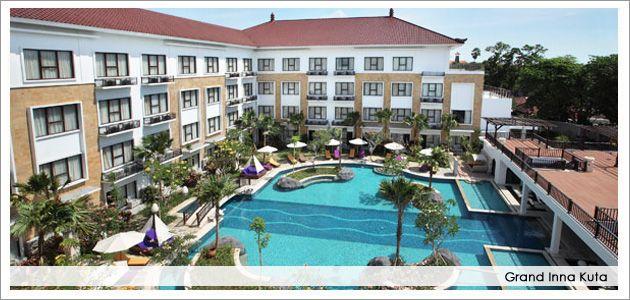 Grand Inna Kuta Beach Hotel
