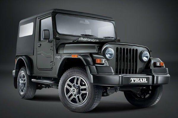 2020 Mahindra Thar Jeep In 2020 Mahindra Thar Jeep Mahindra Thar Mahindra Jeep