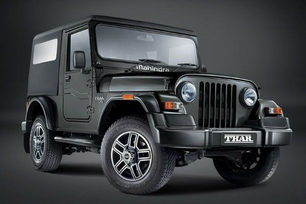 2020 Mahindra Thar Jeep In 2020 Mahindra Thar Jeep Mahindra