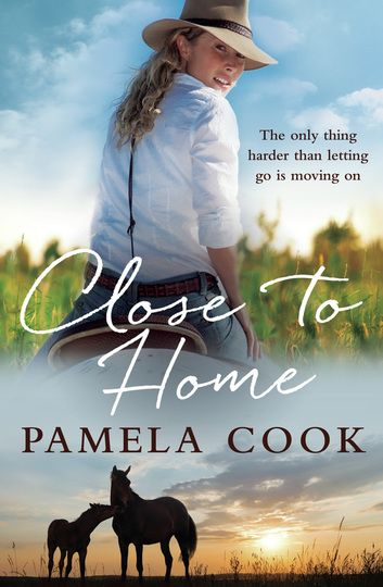 Pamela Cook, authors I've interviews Close to Home