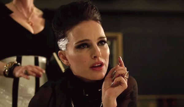 Vox Lux 2018 Movie Trailer Natalie Portman Channels Tragedy Into Pop Singer Stardom Filmbook Natalie Portman Pop Singers Latest Movie Trailers