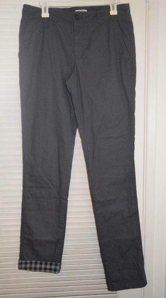 Mens Khaki Pants 29 X 34   Gpant