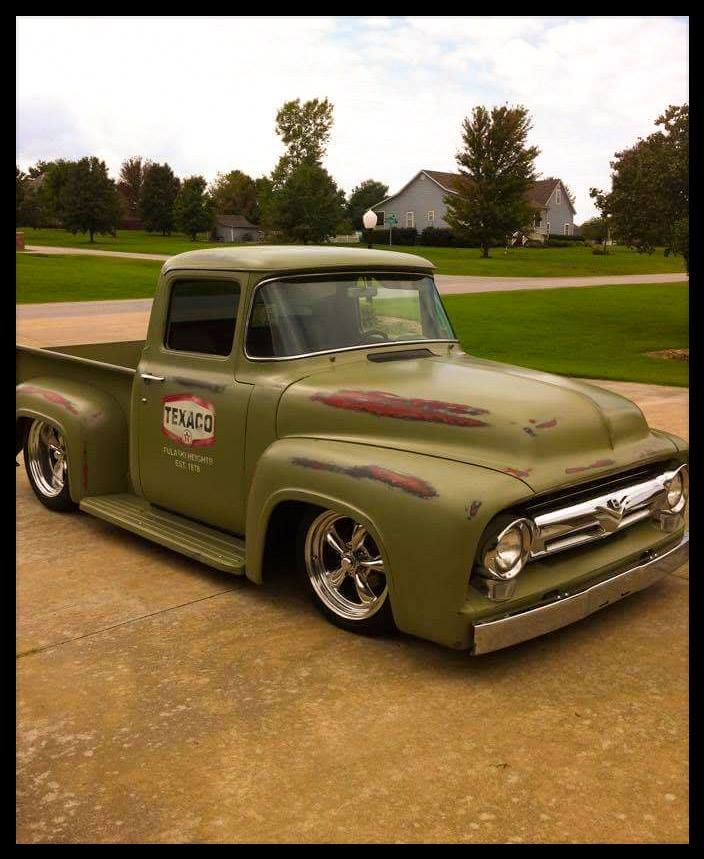 1956 Ford F100 …