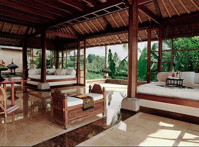 アマンダリ バリ島 デザイナーズホテル