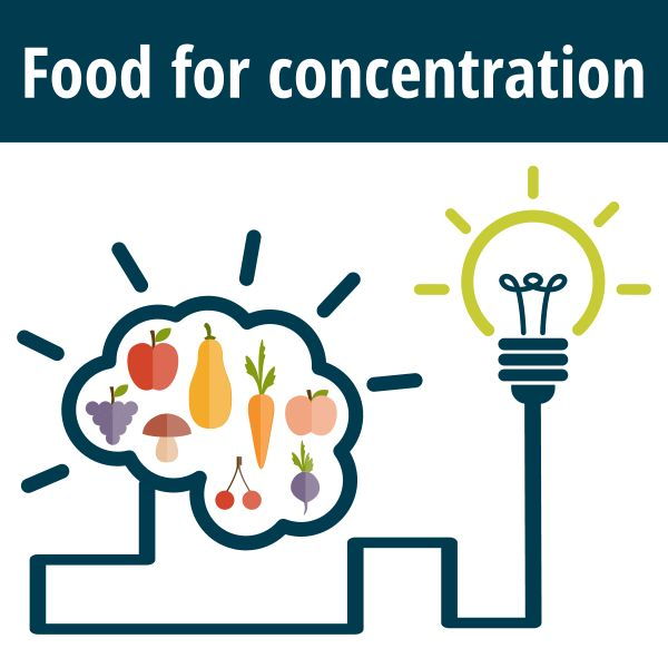 Struggling to stay focused? Read our latest blog post on the best foods to support concentration and brain function...
