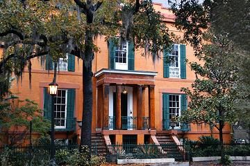 Sorrel Weed House in Savannah, GA..AKA, One of the most haunted houses in the U.S.!