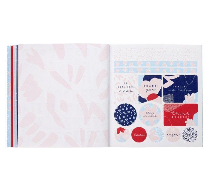 Paper craft creative book - Kikki K