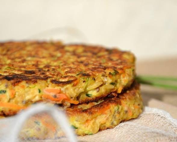 Des galettes d'avoine aux légumes, ça vous tente ? :) => http://ow.ly/cBf0309Vuif