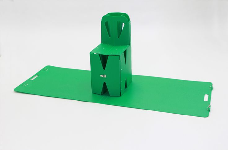 mariko tsujimoto folds origami pop up furniture out of book covers - designboom | architecture