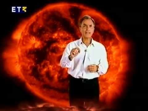 """Στο 11:04, το φαινόμενο της έκλειψης του Ηλίου, μοναδικά παρουσιασμένο από τους αστροφυσικούς Μάνο Δανέζη και Στράτο Θεοδοσίου στο συναρπαστικό επεισόδιο της σειράς """"Το σύμπαν που αγάπησα"""" αφιερωμένο στον ζωοδότη πλανήτη!!"""