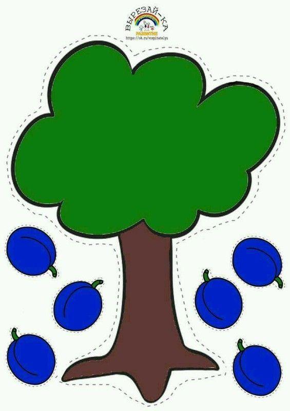 Les Arbres A Fruits Preschool Learning Activities Preschool Activities Montessori Activities