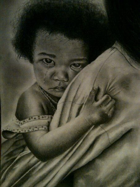 I just love drawing, it is the best therapy out there