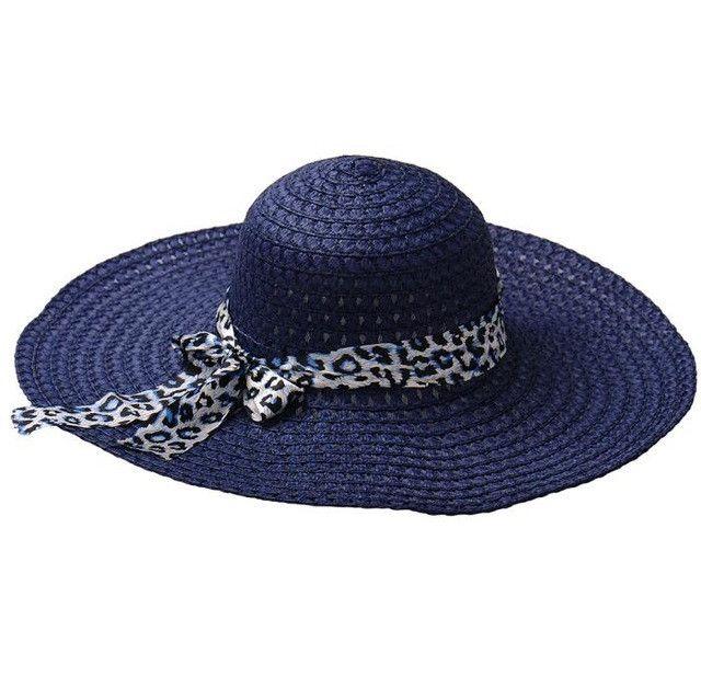 Elegant Bowtie Women Sun Hat - 6 colors