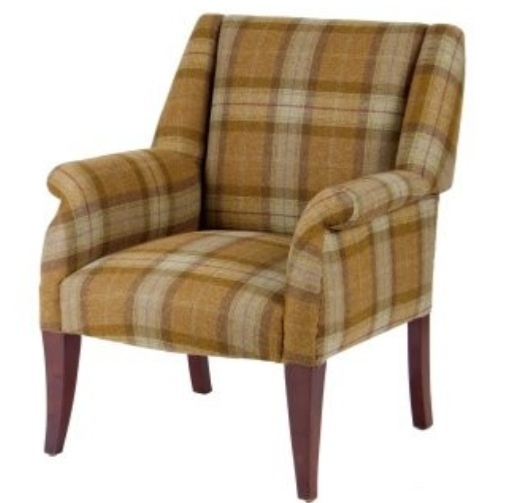 St. Andrews fawn moon roll chair