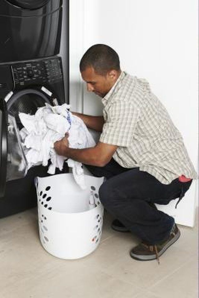 Troubleshooting Whirlpool Washing Machine Errors Hunker In 2020 Front Loading Washing Machine Whirlpool Washing Machine High Efficiency Washing Machine