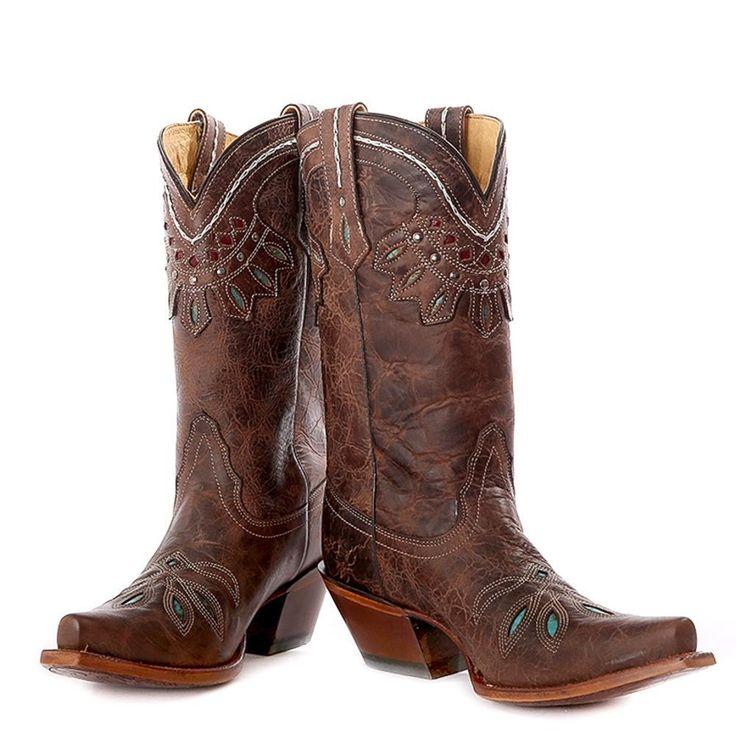 CB Finchers Western Wear - Ladies Tony Lama Cleopatra Vaquero, $219.95 (http://www.cbfincherswesternwear.com/ladies-tony-lama-cleopatra-vaquero/)
