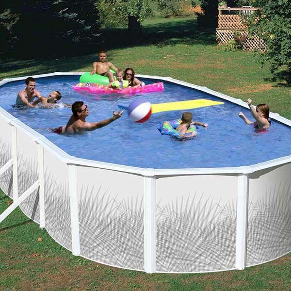 Les 25 meilleures id es de la cat gorie piscine ovale sur for Piscine hors sol 3 66 x 1 22