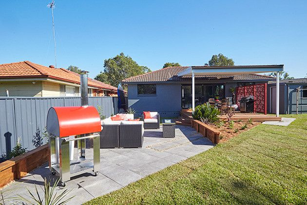 QAQ is a proud House Rules supplier. We are so pleased Ben & Danielle used one of our decorative screen designs, 'Washington' for this patio on their backyard reveal. Exteriors Reveal: NSW Backyard - Photos - House Rules - Official site Exteriors Reveal: NSW Backyard - Photos - House Rules - Official site