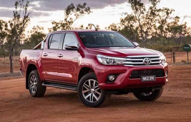2018 Toyota Hilux Australia Redesign 2018 2019 Auto