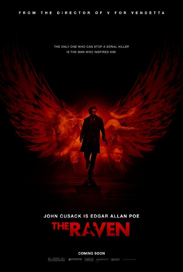 The Raven.: Good Movies, Awesome Movies Tv, Amazing Movie, Johncusack, Books Movies, Movie Esp, Edgarallenpoe, Movie Poster, Movie Mix